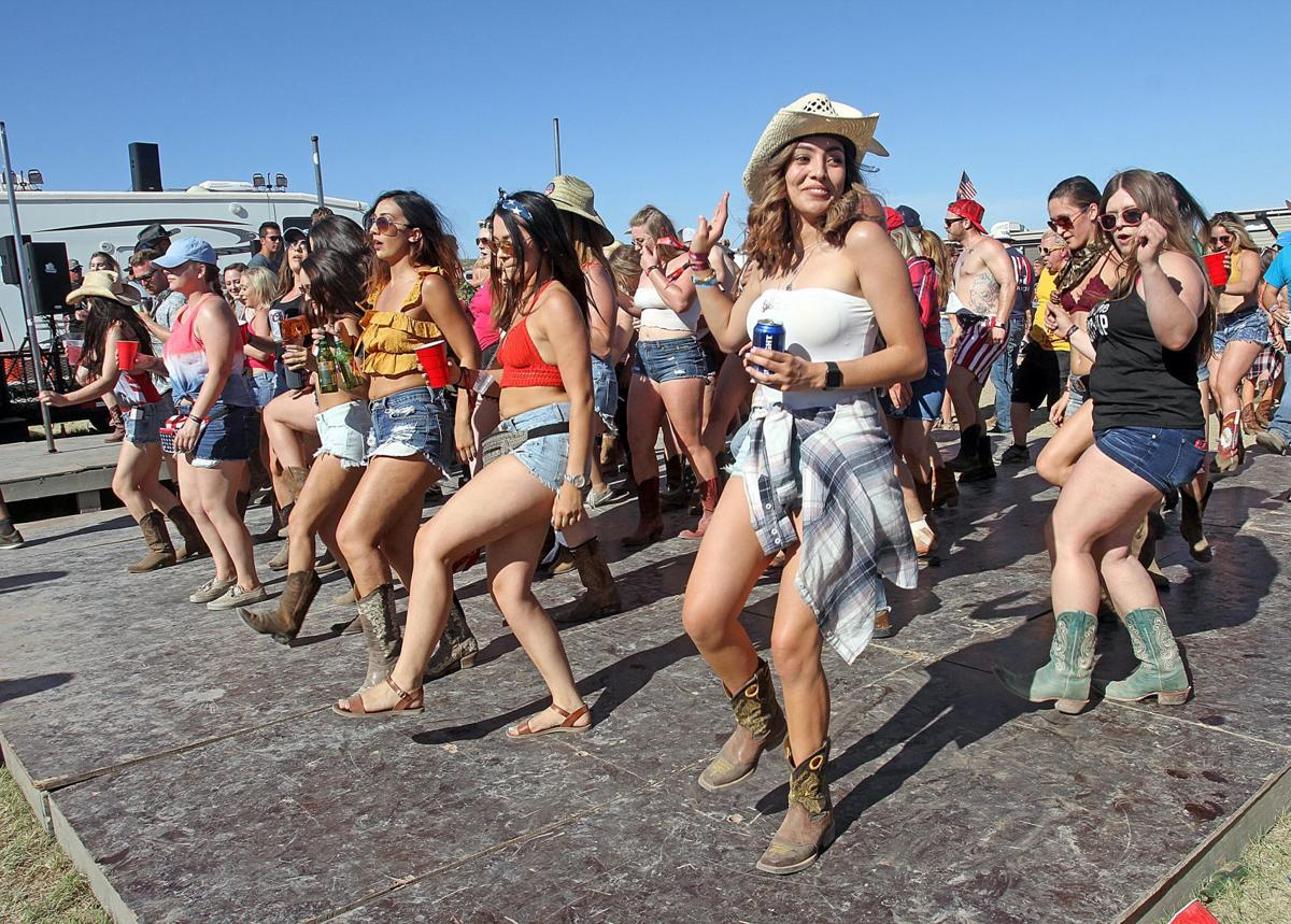 Country Thunder Announces Another Attendance Record Area