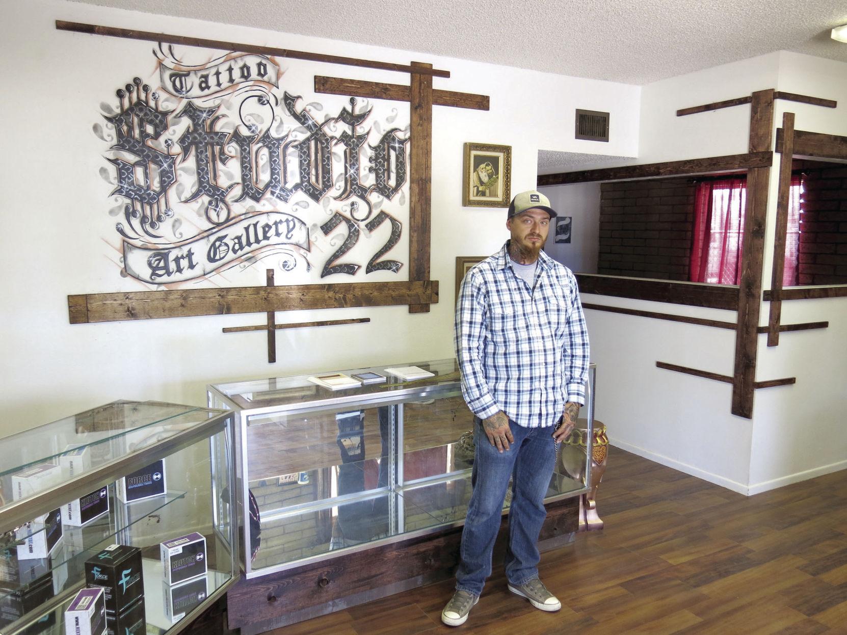 Studio Links Ink, Art With Veterans