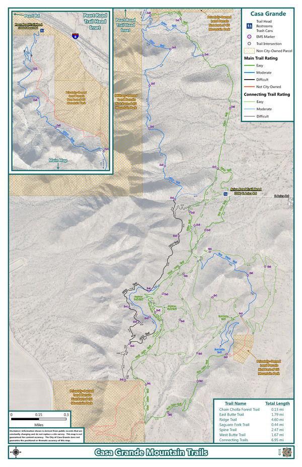 CG Mountain Trails