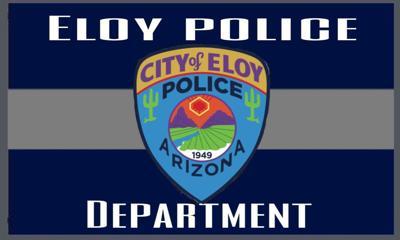 Eloy Police Logo