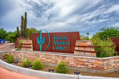 Tucson Medical Center Sign