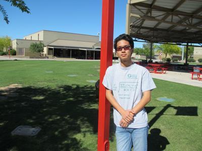 Chang 'on cloud nine' after becoming Maricopa High's first Flinn Scholar