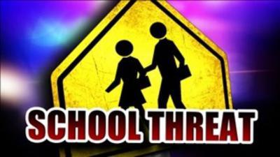 School Threats Logo