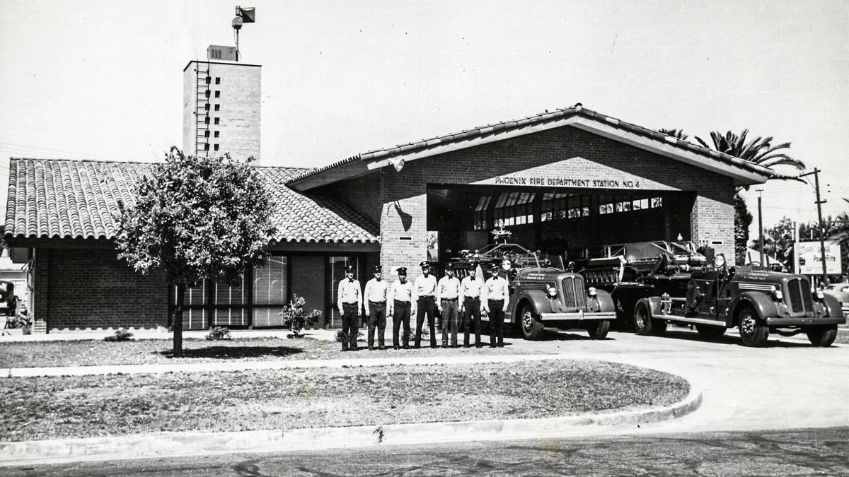 Phoenix Fire Station No. 4