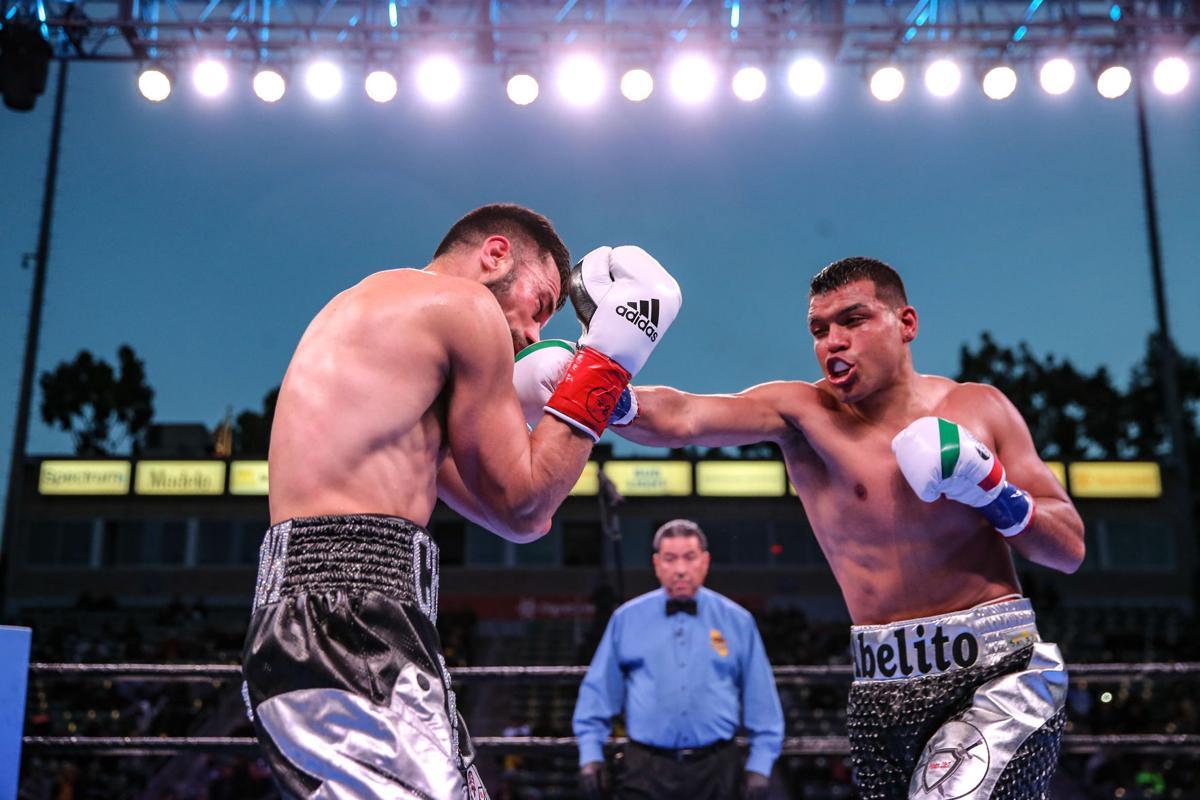Abel Ramos vs. Francisco Santana 2
