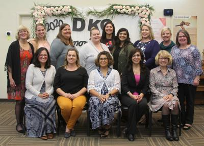 Alpha Zeta Chapter of DKG International honors local women educators