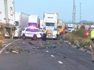 I-10 Accidents