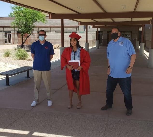 Coolidge High School Graduation