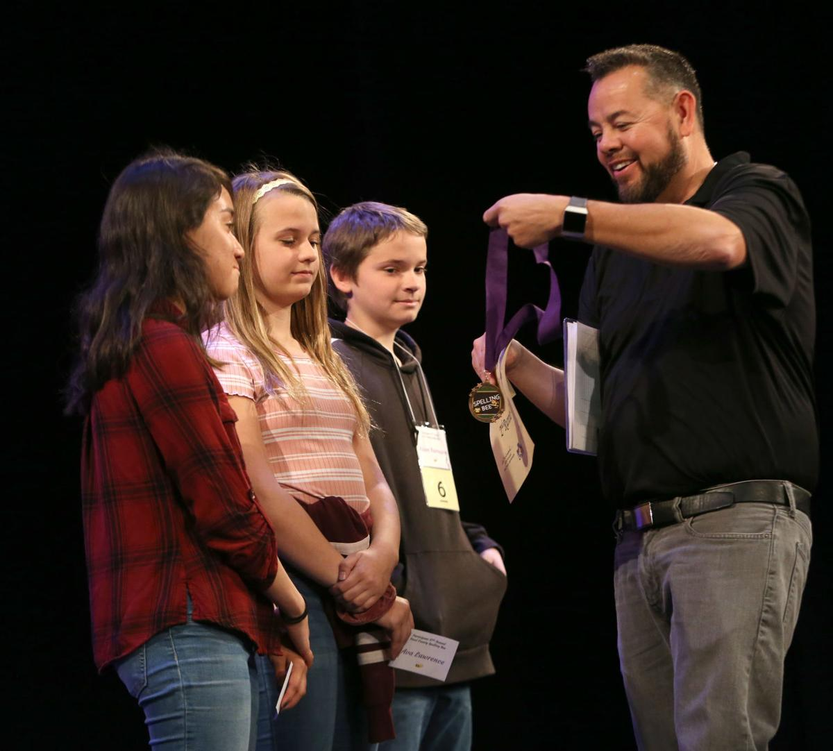 Pina County Spelling Bee