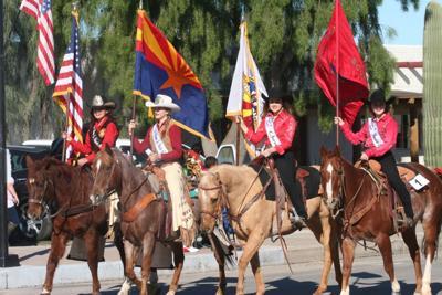 Junior Parada Royalty