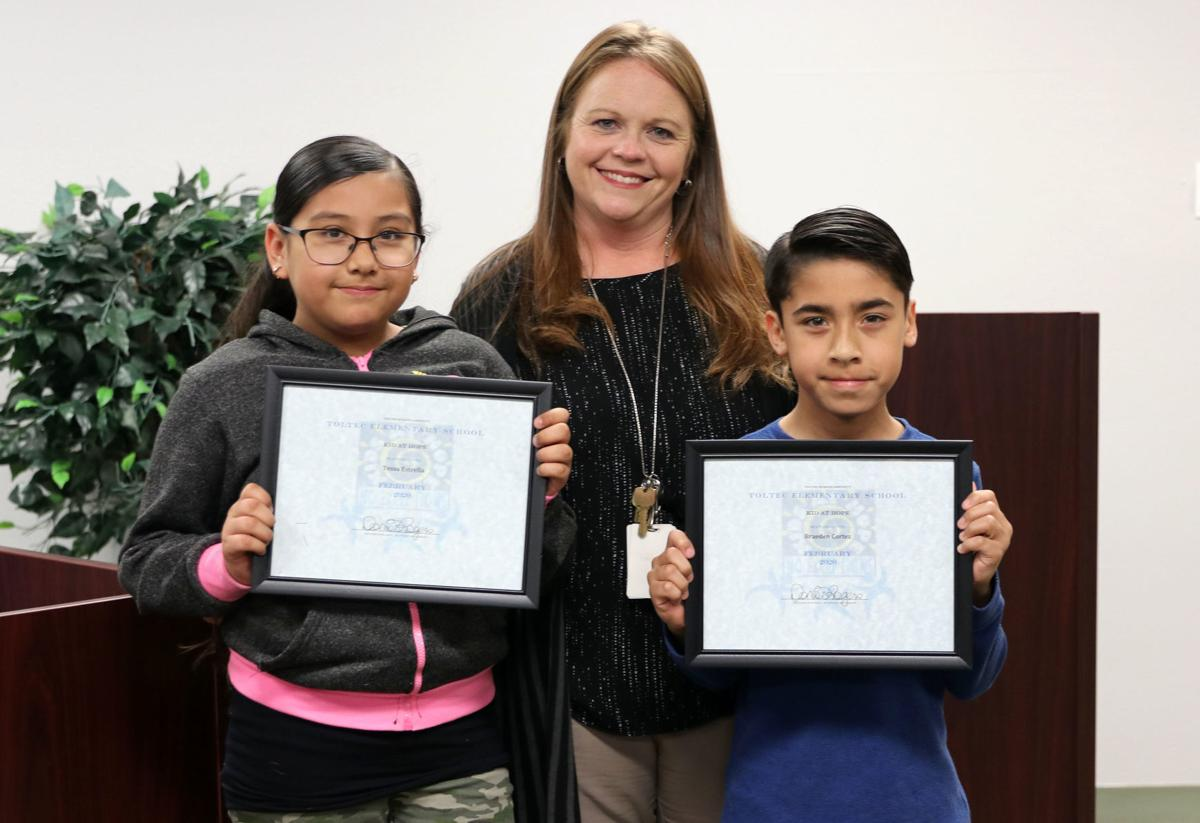 TES February 2020 recognitions