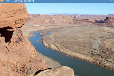 Dry Coloraod River
