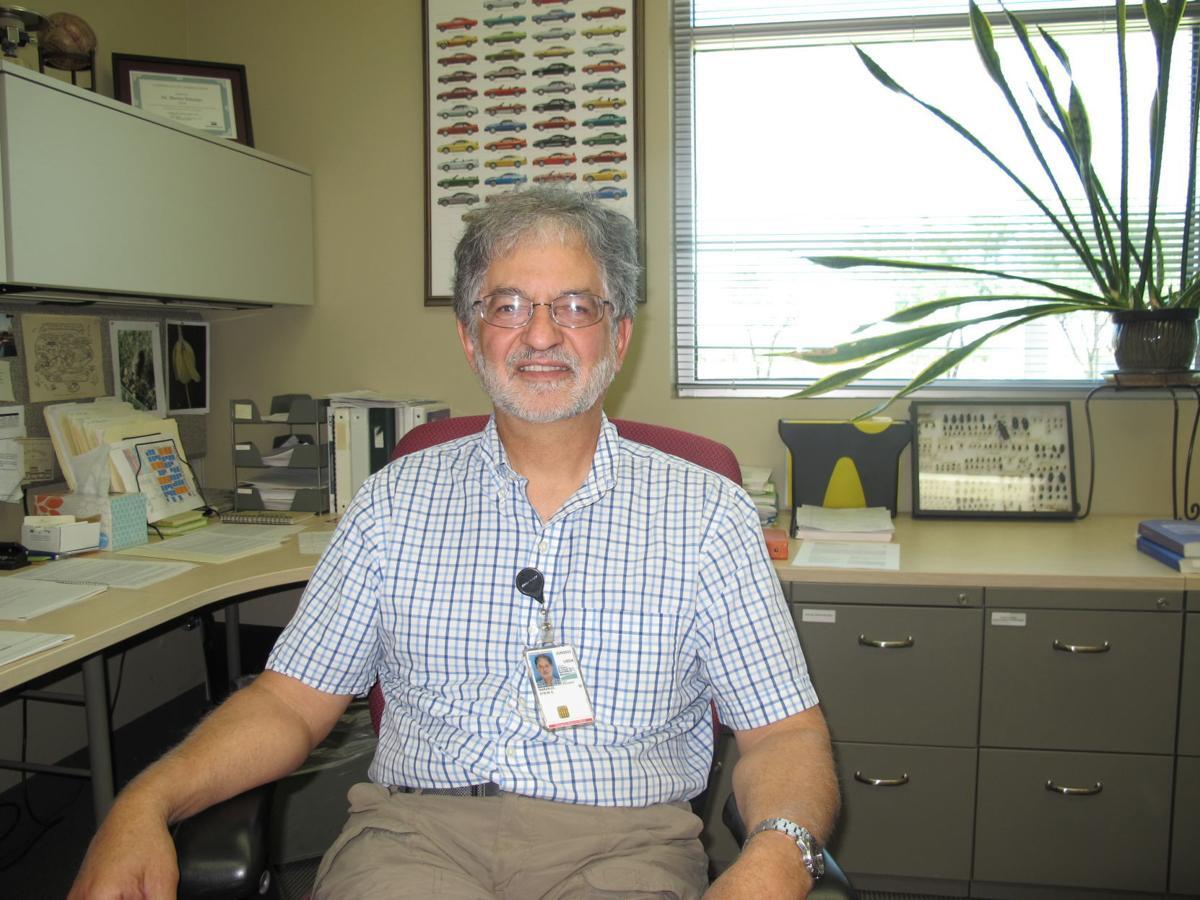 Dr. Steve Naranjo