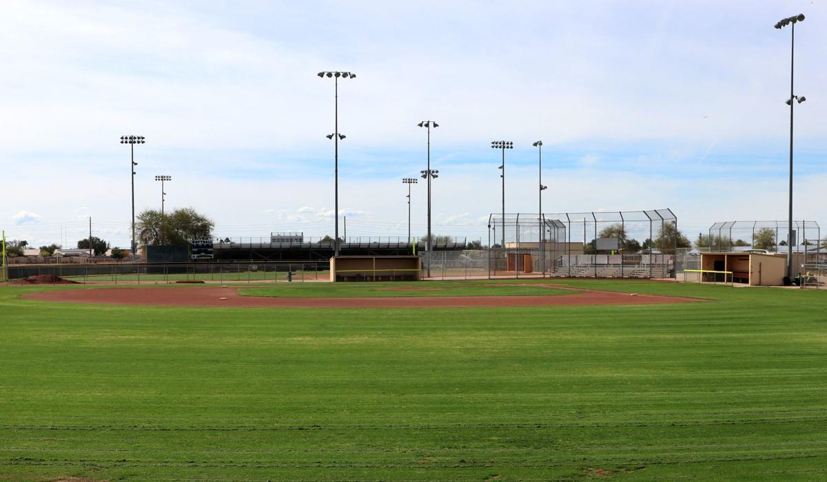 Vista Grande baseball 2