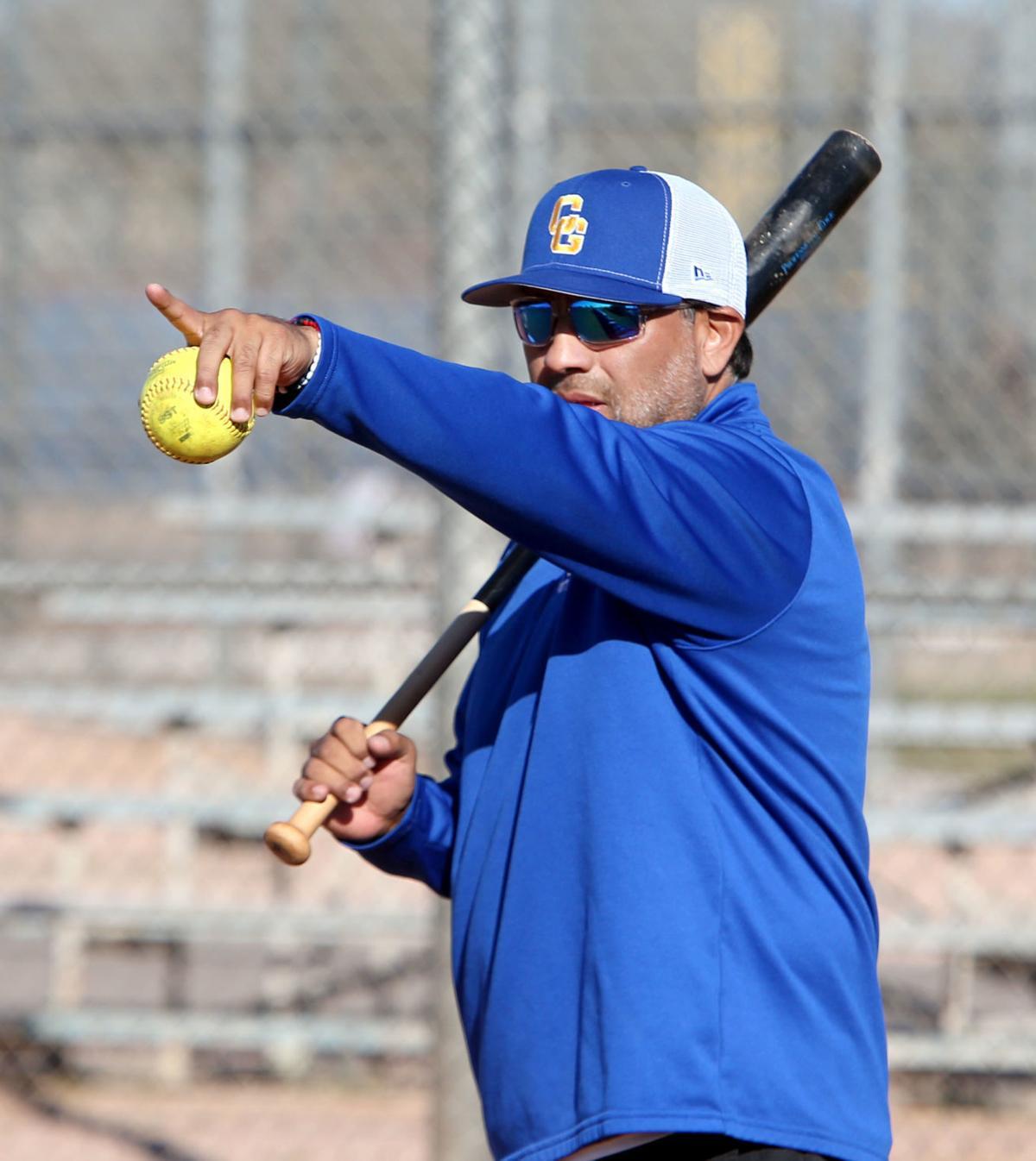 CGUHS softball