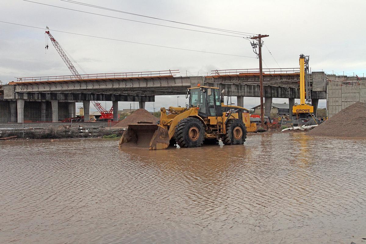 Storm breaking rain records in Phoenix, Pinal | News