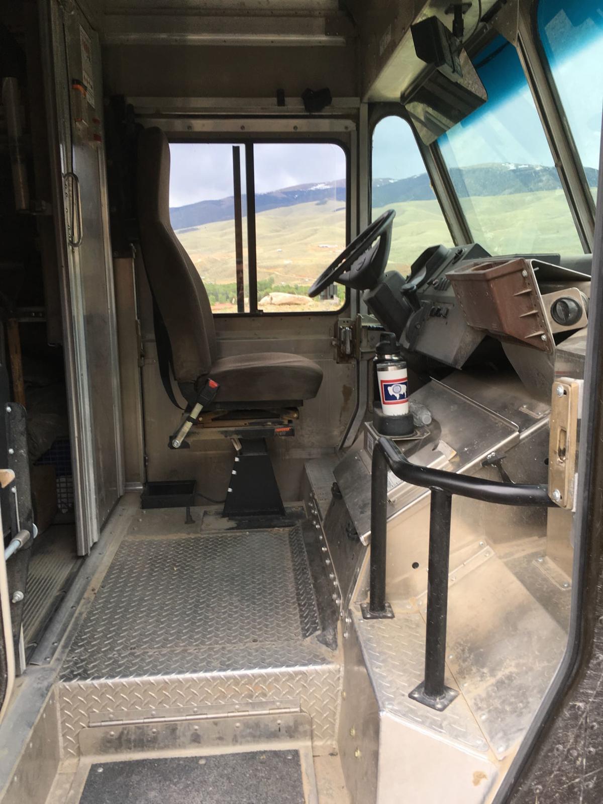 UPS inside
