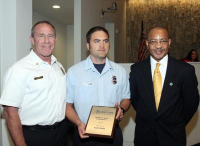 Fire award