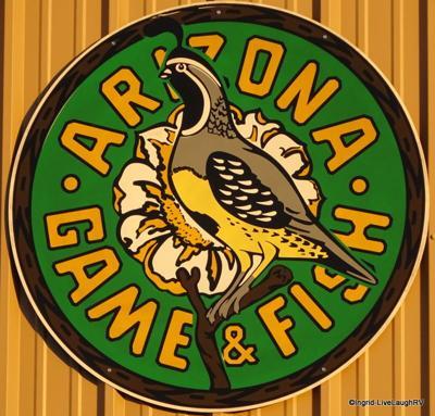 Arizona Game and Fish Logo