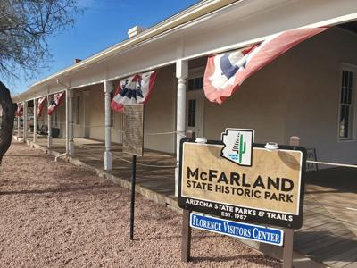 McFarland State Historic Park/Florence Visitor Center