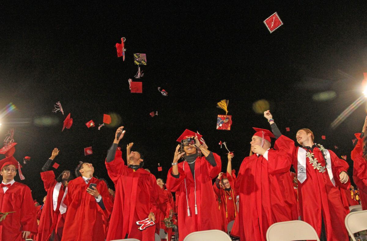 Maricopa High School graduation