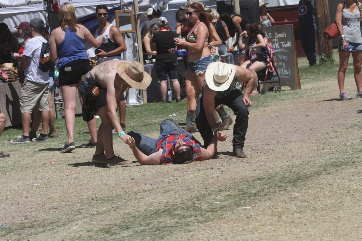 From partying to luxury, Country Thunder campgrounds have it