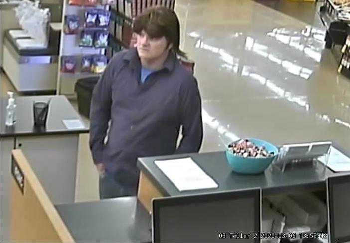 Marana Bank Robbery