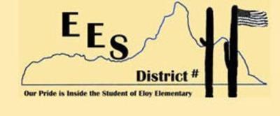 Eloy Elementary School District logo
