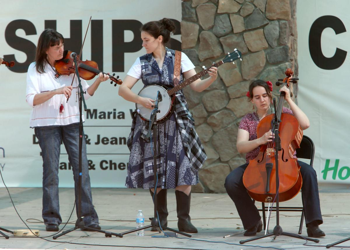 Festival in Peart Park