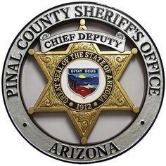 Pinal County Sheriff logo