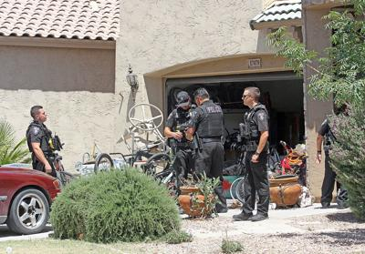Meth bust at Maricopa home leads to three arrests | Breaking