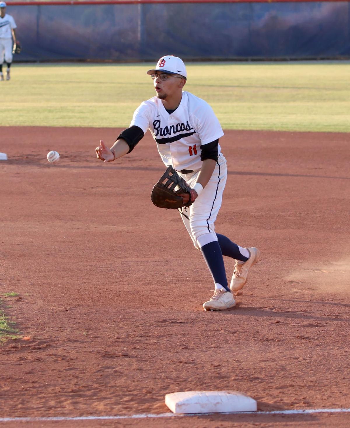 Baseball: Vista Grande @ Poston Butte 4/23/21