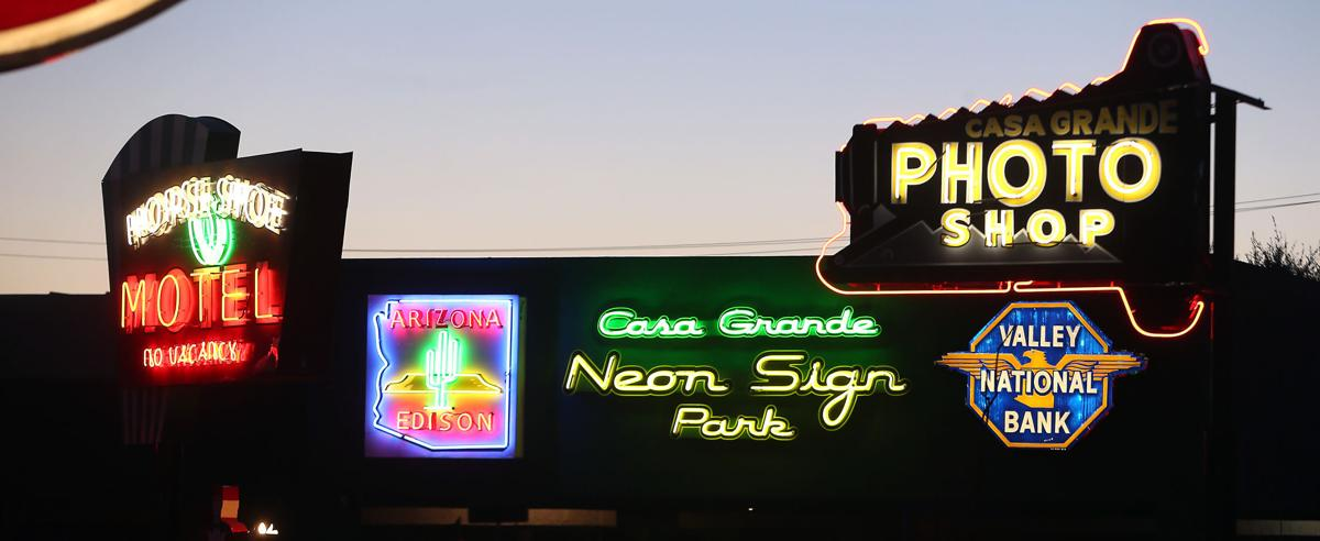 Neon Sign Park