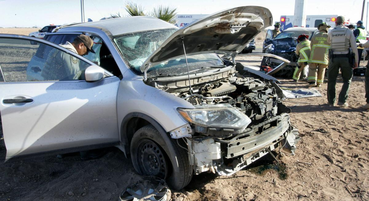 Collision at Peters and Chuichu roads