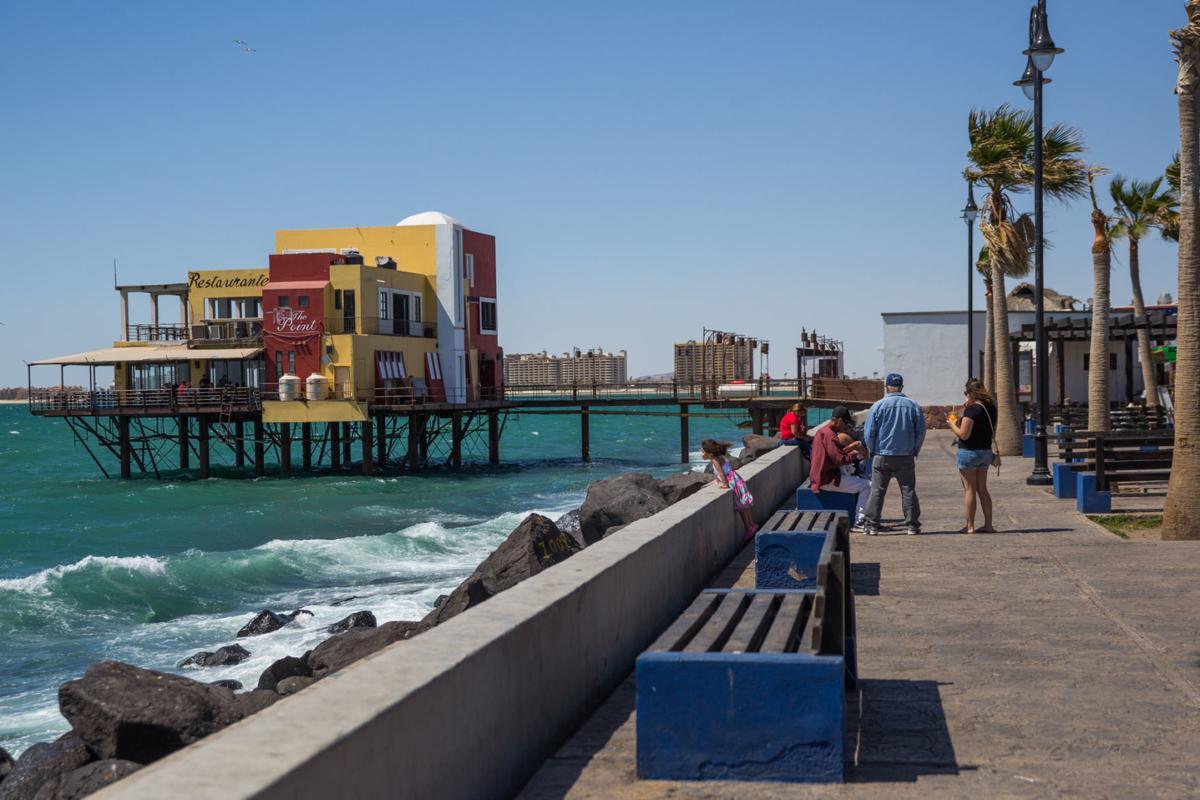 Mexico Safety Corridor 5