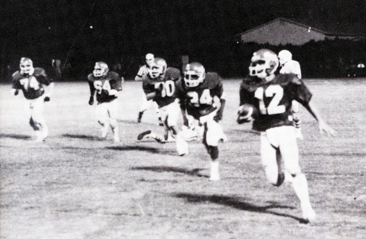 CGUHS football 1983