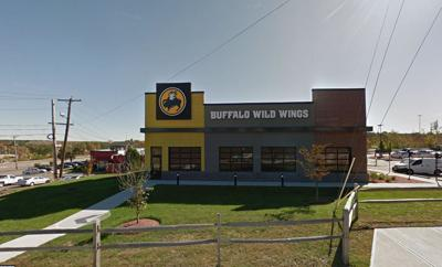 Buffalo Wild Wings Accident