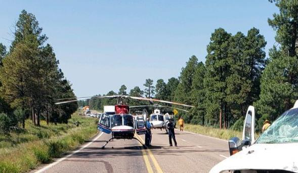 Three vehicle collision results in one fatality