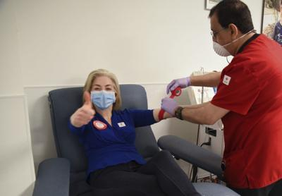 Blood Donation during COVID-19