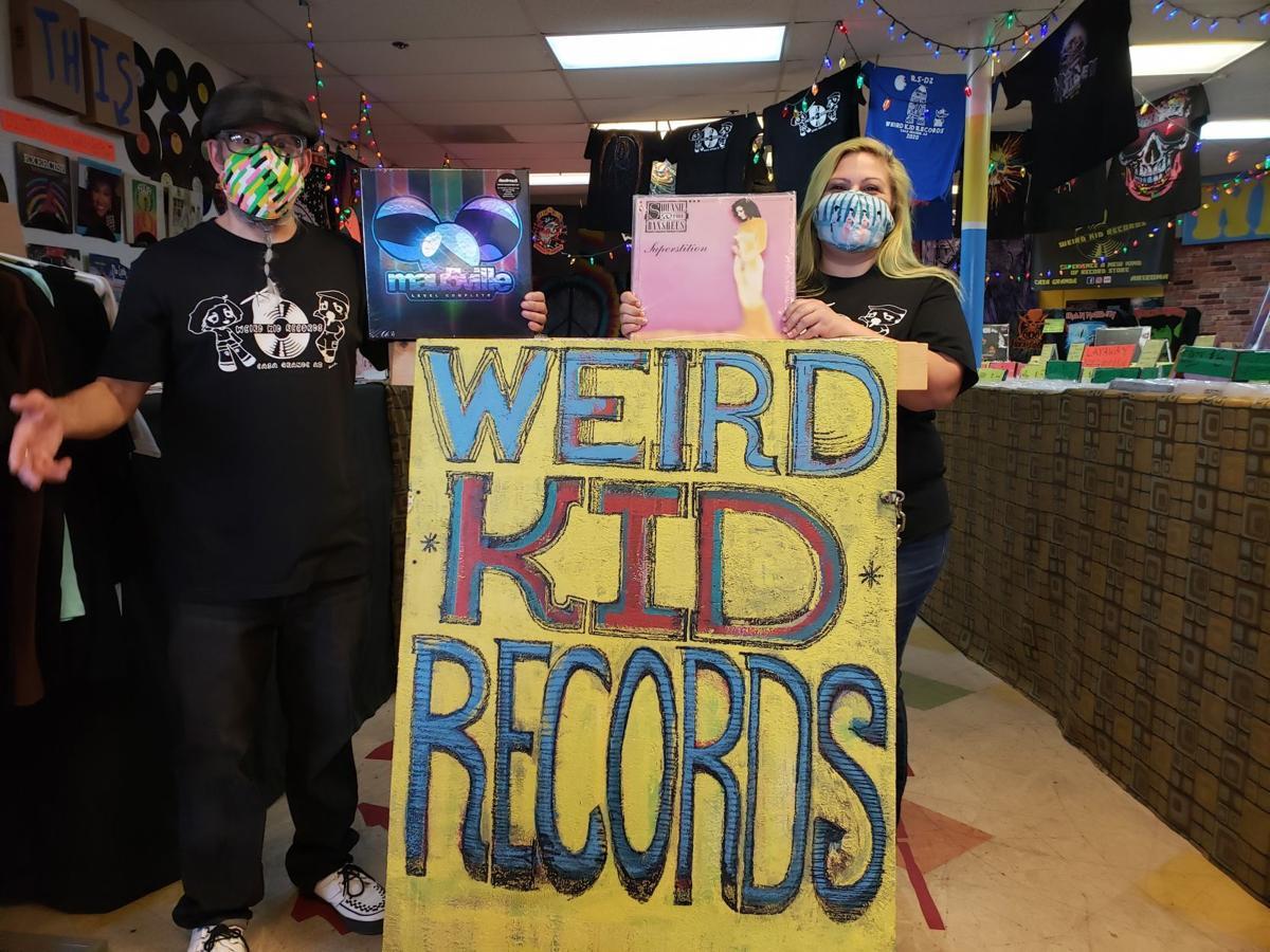 Weird Kid Records