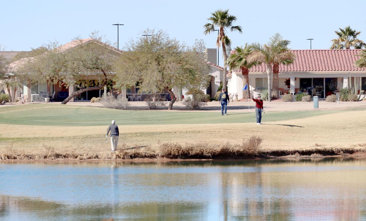 Mission Royale golf course
