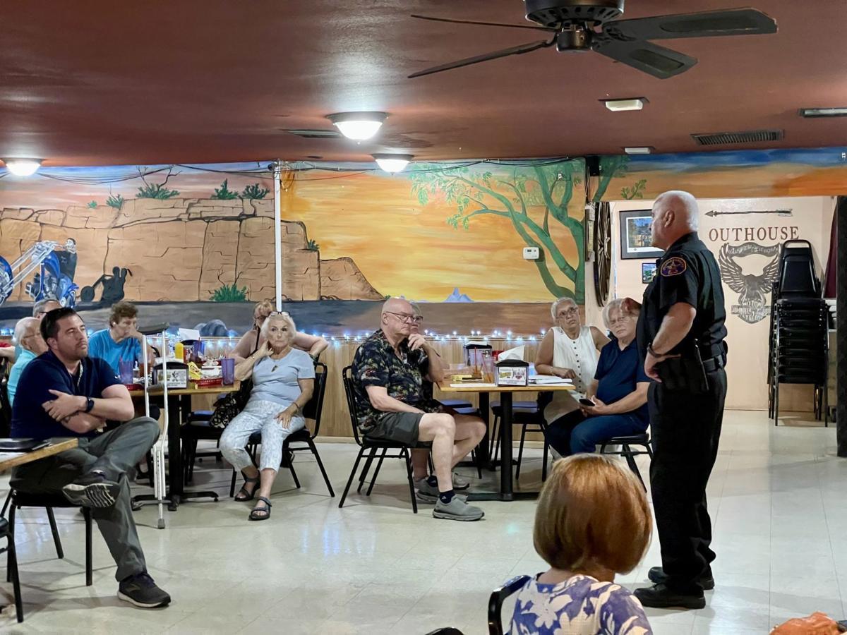 Arizona City Chamber Luncheon 7/21/21