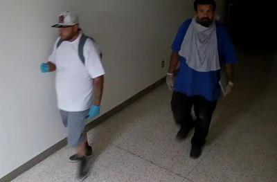 Casa Grande Union High School burglary suspects