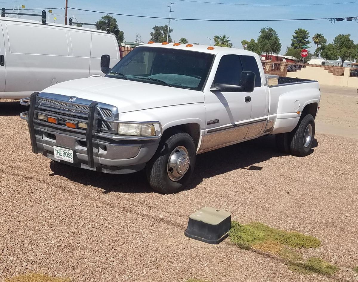 2001 Dodge 1 ton - Antholz 1