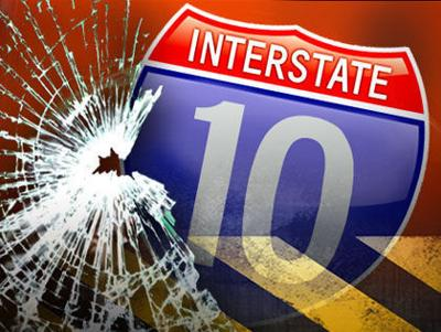 I-10 Crash Logo