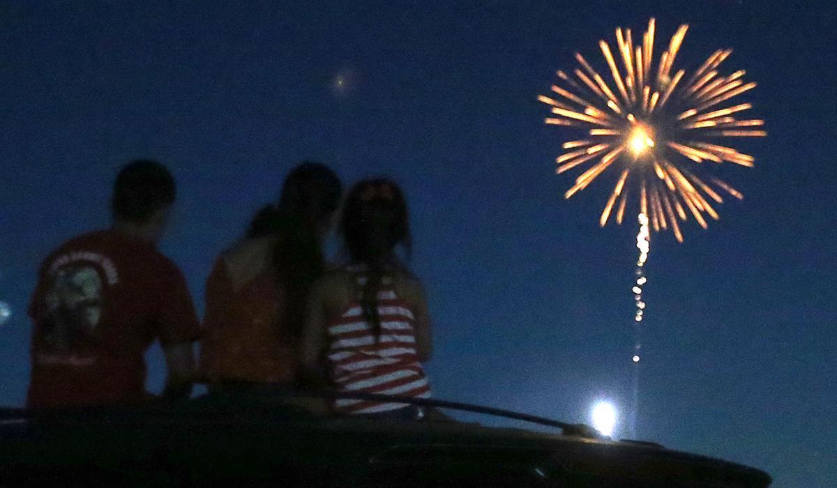 CG 4th of July celebration