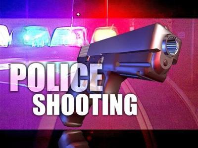 Police Shooting Logo