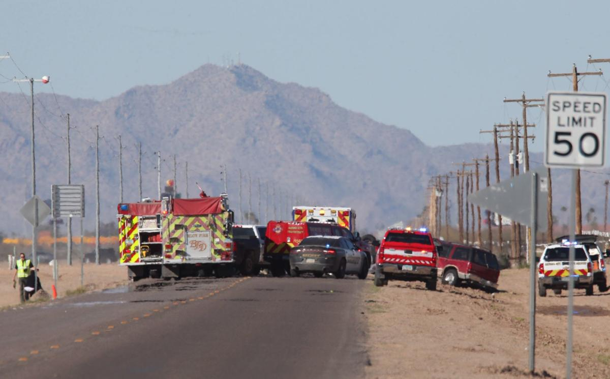 Two killed in head-on collision near Arizona City | News