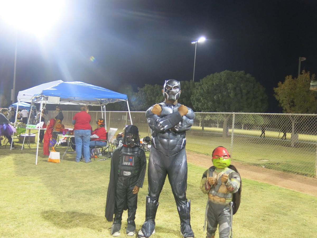 Halloween Costumes at Kenilworth Sports Complex