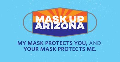 Mask Up Arizona Logo